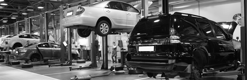 We perform all kinds of vehicle repairs on damaged vehicles.
